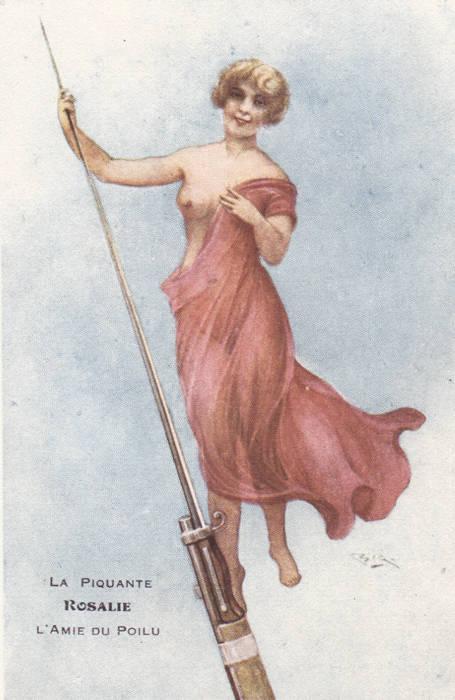 Baionnette rosalie reparation non reglementaire 07340510