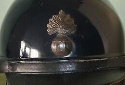 Insigne de casque adrian  EF Casque10