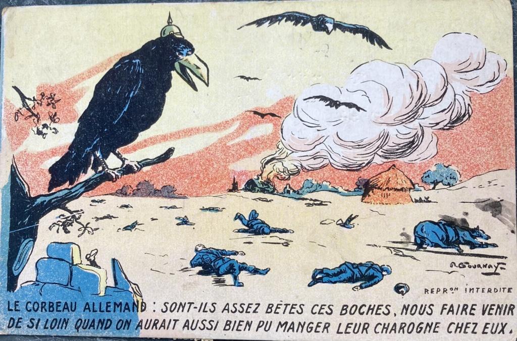 Cartes postales patriotiques françaises de la Grande Guerre - recensement - Page 2 Img_e110