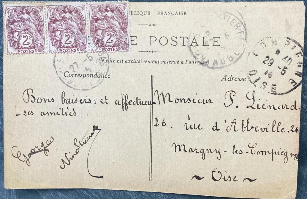 Cartes postales patriotiques françaises de la Grande Guerre - recensement - Page 2 Img_e111