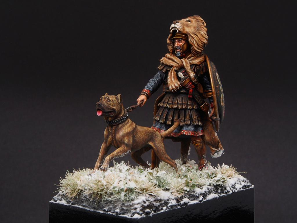 Vétéran carthaginois traversant les Alpes (54 mm) 112