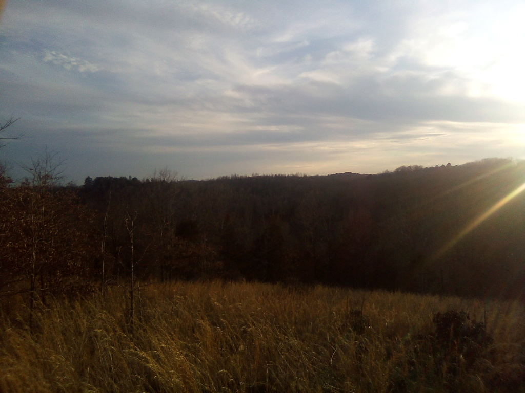 Sunset on the mountain Img_2015