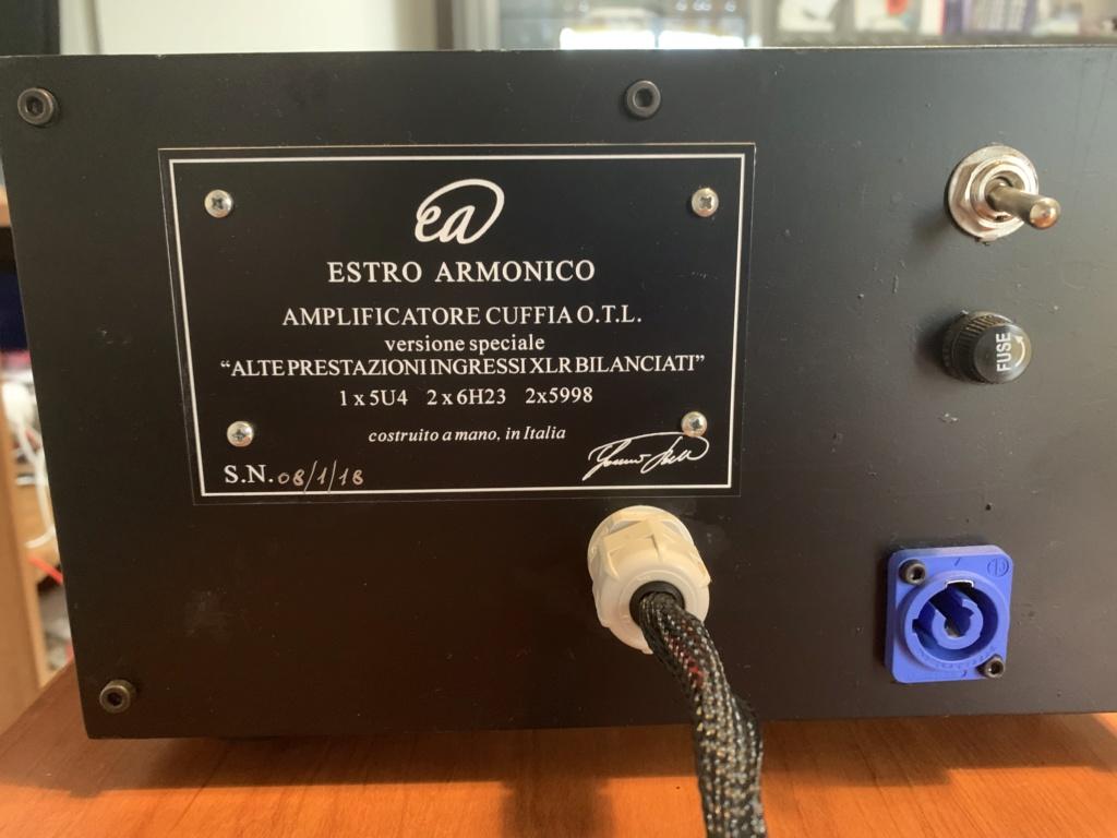 (PA) Vendo ampli Estro Armonico OTL Img_3910