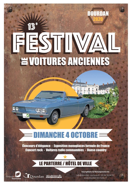 13ème festival de voitures anciennes de Dourdan 000110