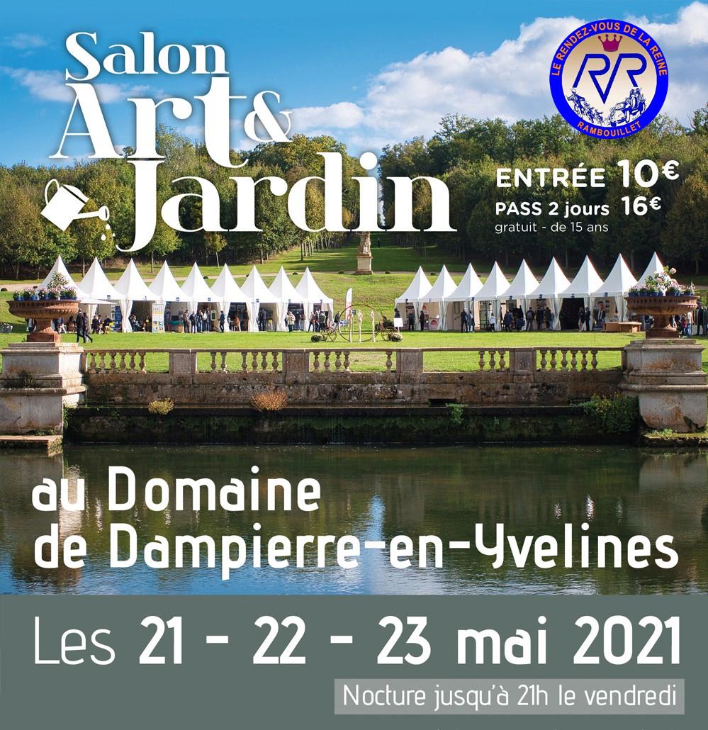 Salon Art & Jardin, 21-22-23 mai 2021 Artjar10