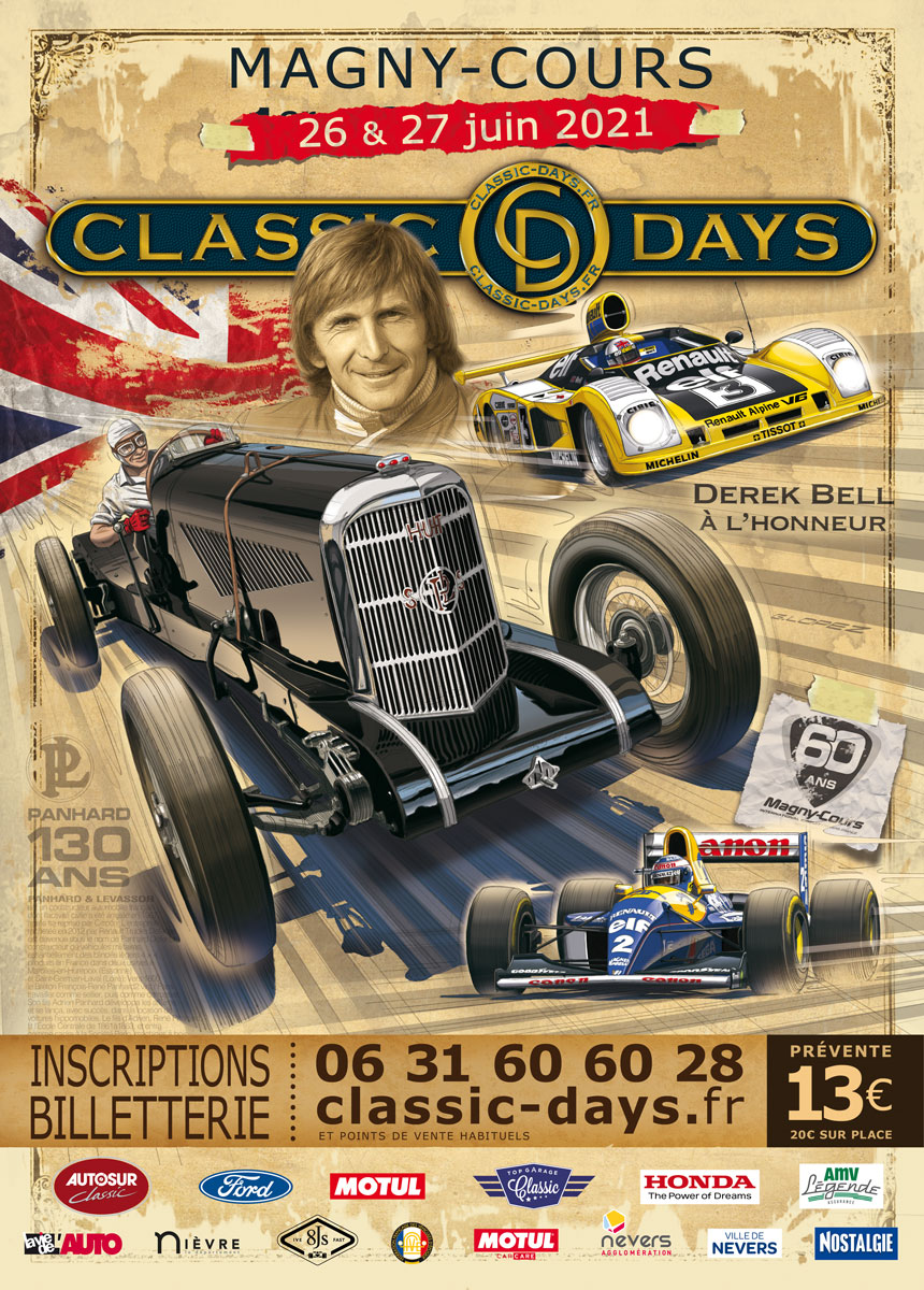 Classic Days 2021 Magny-Cours - 26/27 juin 2021 Cd-20211