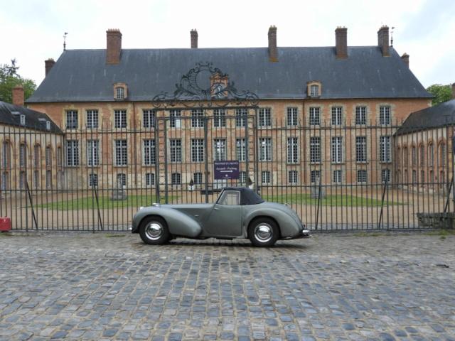 145ème Rendez-Vous de la Reine - Rambouillet - 15/16 mai 2021 Dscn2912