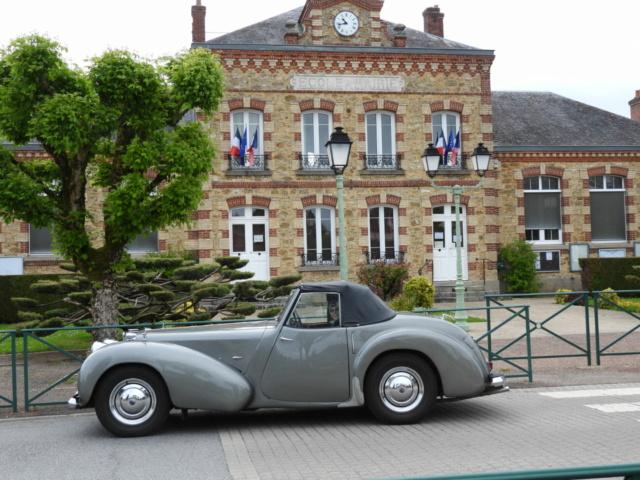 145ème Rendez-Vous de la Reine - Rambouillet - 15/16 mai 2021 Dscn2914