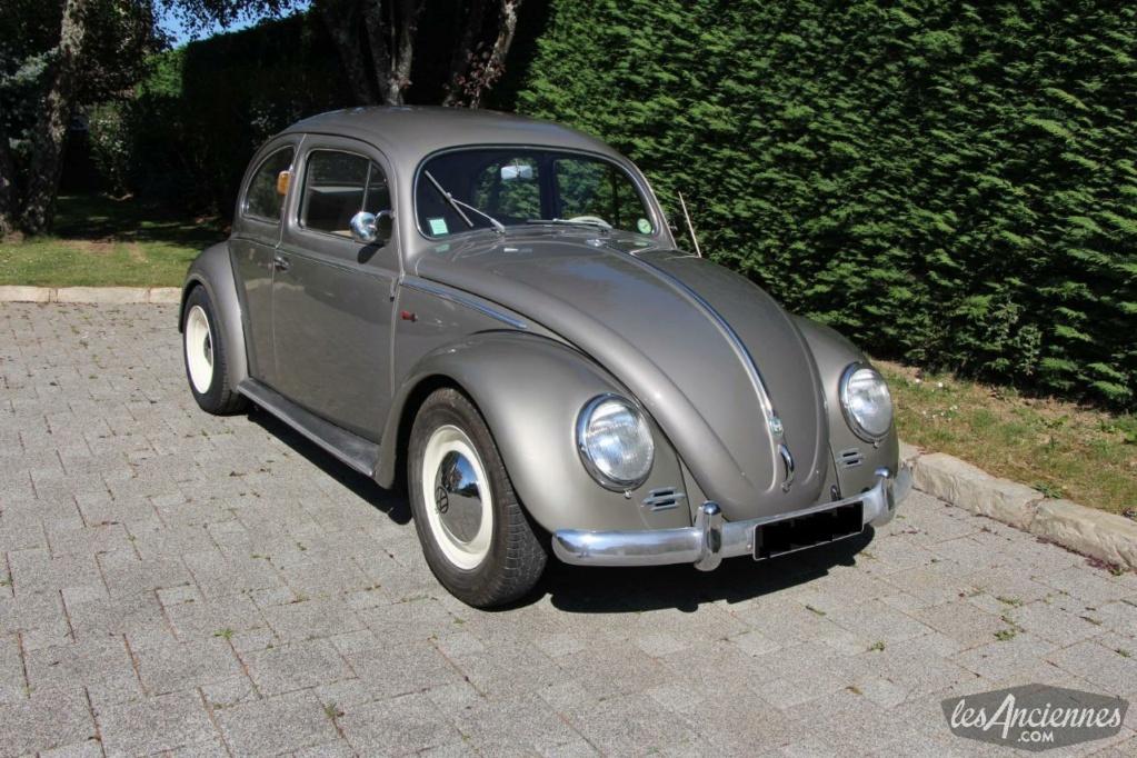 A vendre Coccinelle ovale de 1956  Ffb28d10