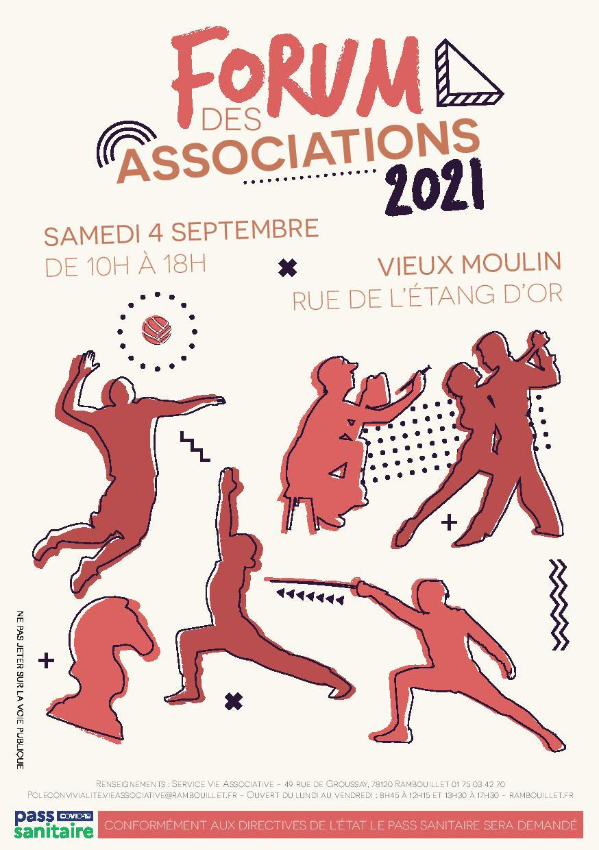 Forum des Associations à Rambouillet - 2021 Flyer_10