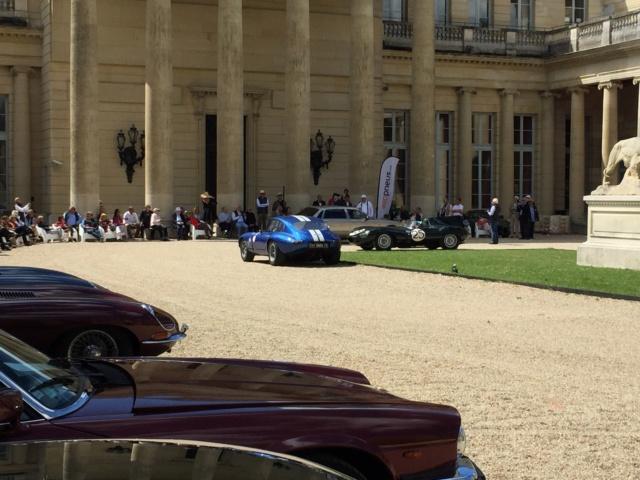 Concours d'élégance aux 50 ans du Club Jaguar France Img_1430