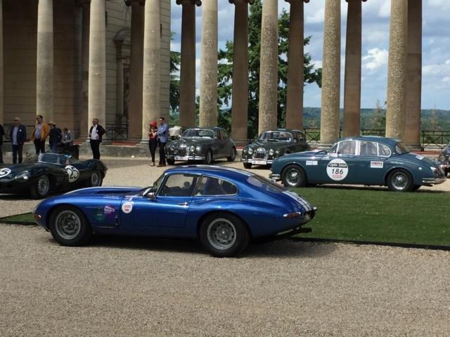 Concours d'élégance aux 50 ans du Club Jaguar France Img_1431