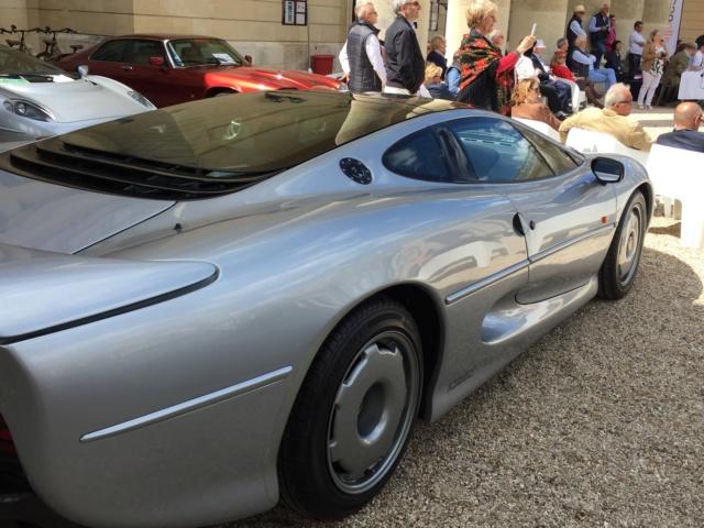 Concours d'élégance aux 50 ans du Club Jaguar France Img_1433