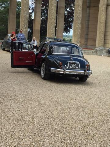 Concours d'élégance aux 50 ans du Club Jaguar France Img_1436