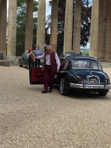 Concours d'élégance aux 50 ans du Club Jaguar France Img_1439