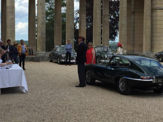 Concours d'élégance aux 50 ans du Club Jaguar France Img_1441