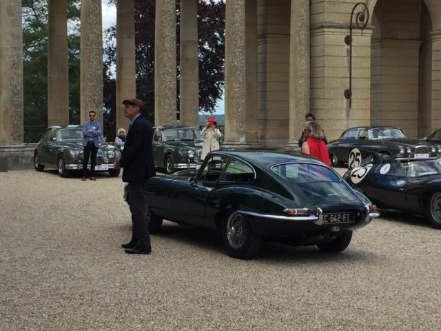 Concours d'élégance aux 50 ans du Club Jaguar France Img_1442