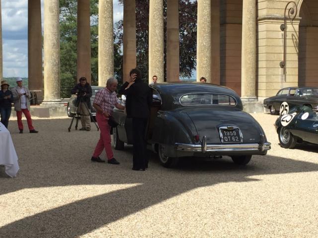 Concours d'élégance aux 50 ans du Club Jaguar France Img_1444