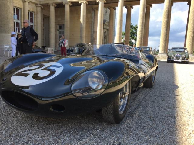 Concours d'élégance aux 50 ans du Club Jaguar France Img_1452