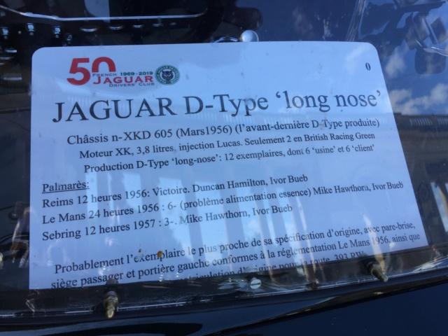Concours d'élégance aux 50 ans du Club Jaguar France Img_1453