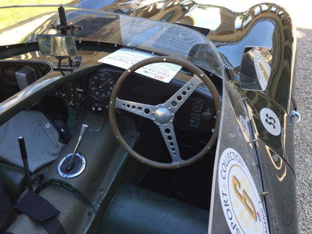 Concours d'élégance aux 50 ans du Club Jaguar France Img_1454