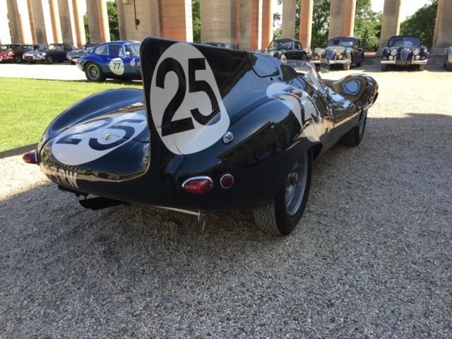 Concours d'élégance aux 50 ans du Club Jaguar France Img_1455