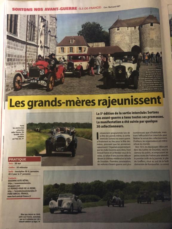 Fête des Grand-Mères Automobiles, dimanche 30 mai 2021 - Page 2 Img_2412