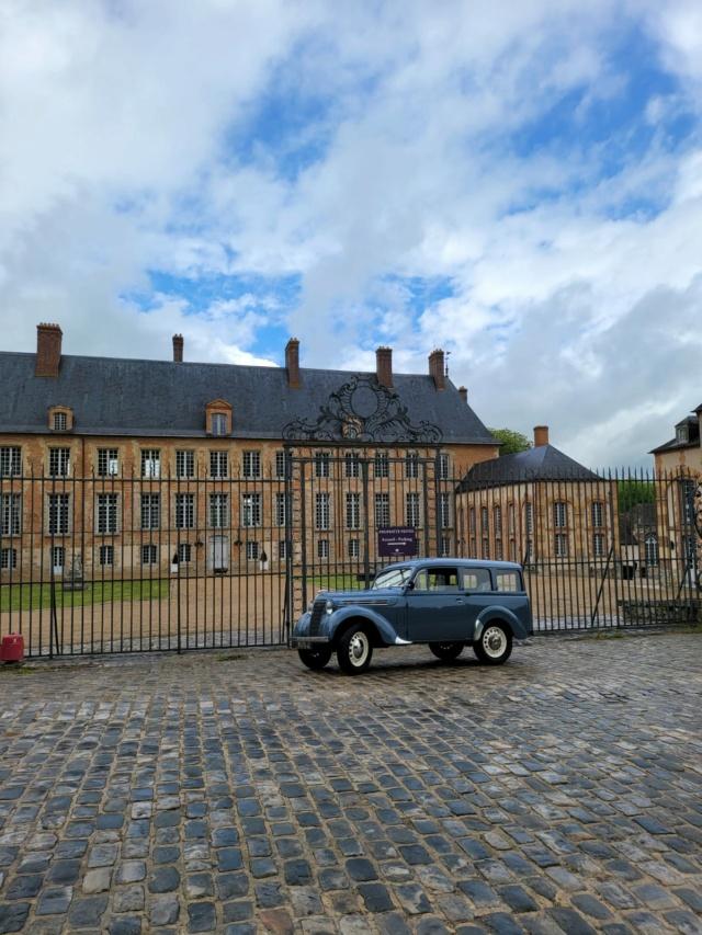 145ème Rendez-Vous de la Reine - Rambouillet - 15/16 mai 2021 Photo-16