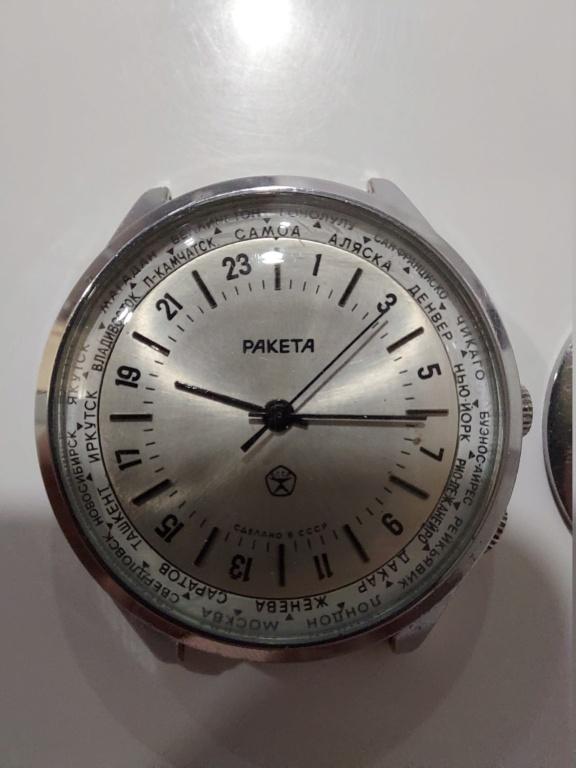 Ma première montre russe et 24h 20201212