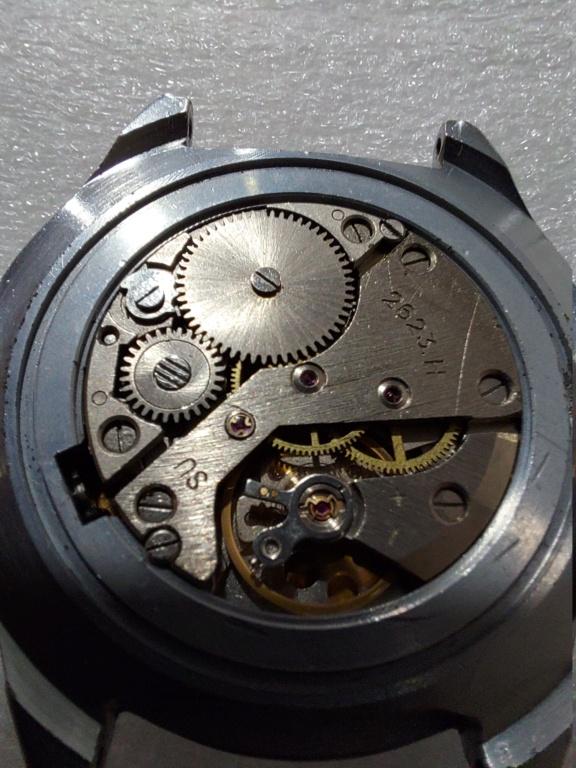 Ma première montre russe et 24h 20201214