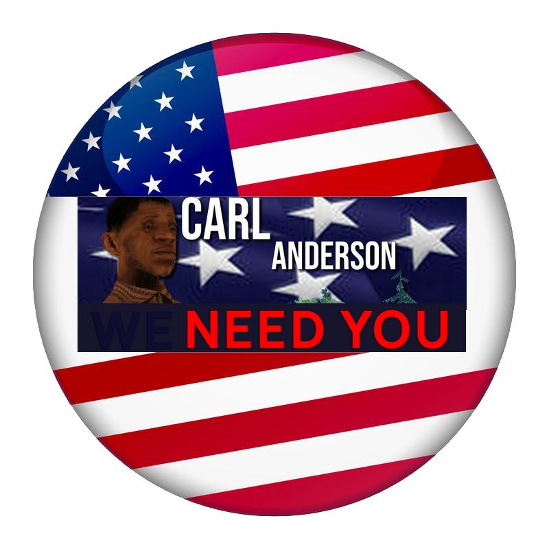 [FLYER] Votez pour Carl Anderson, la voix du peuple. Pins11