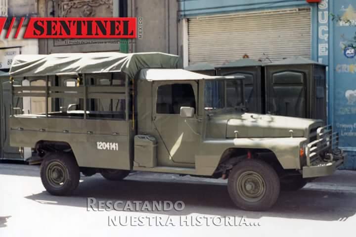 Vehículo de transporte de personal Dodge D300M Fb_img11
