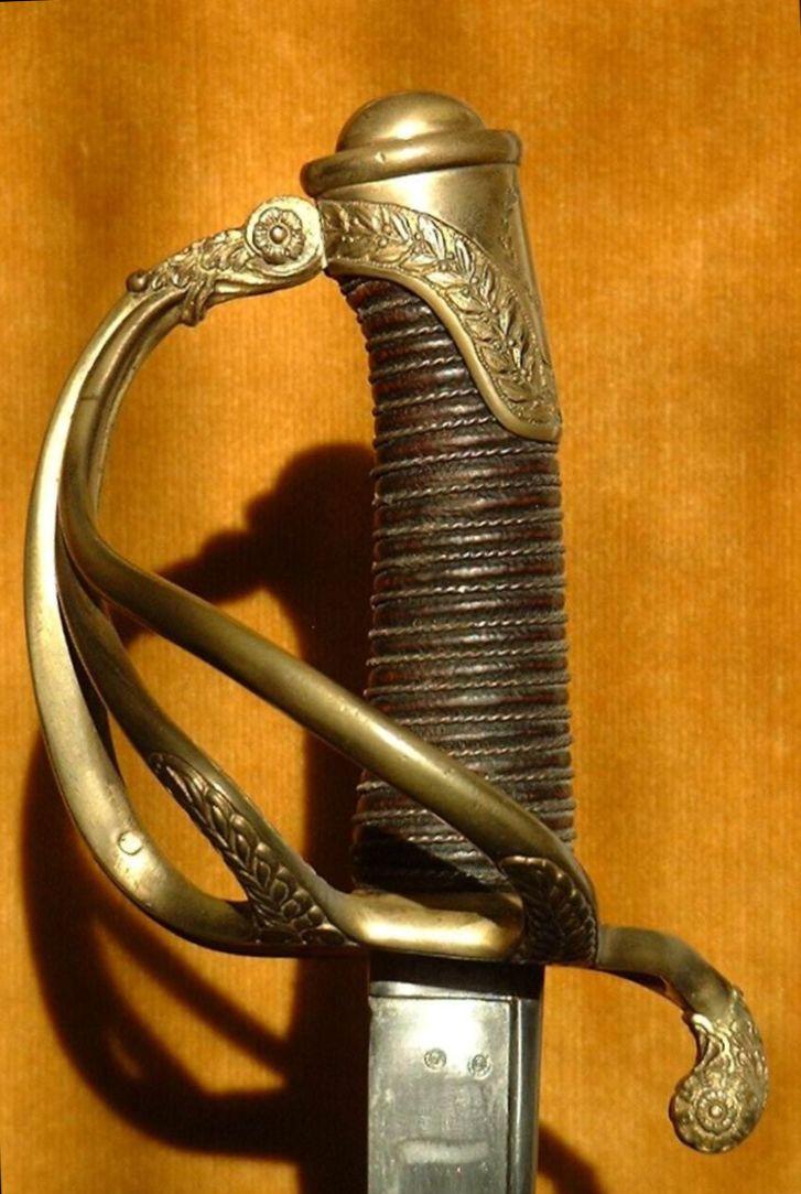 Sabre de cavalerie légère 1816 1816_o10