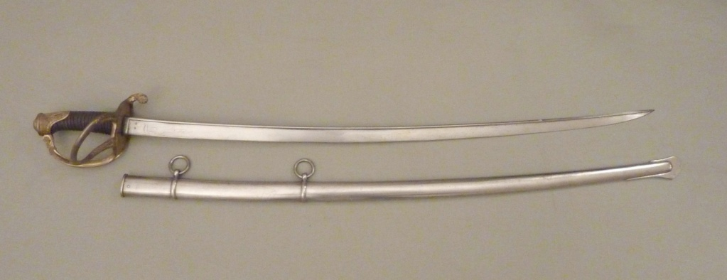 Sabre de cavalerie légère 1816 B21_1810