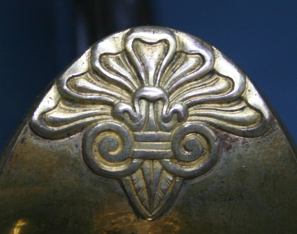 Décoration des sabres d'officier modèles 1822, 1854, 1855, 1882 et 1822-99 Img_8418