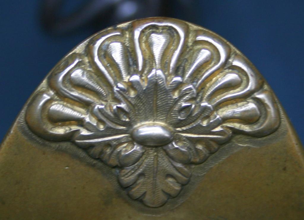 Décoration des sabres d'officier modèles 1822, 1854, 1855, 1882 et 1822-99 Img_8420