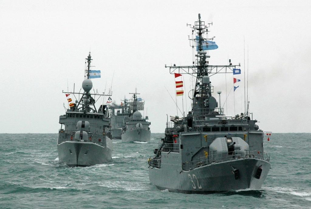 Clasificacion de nombres Armada Argentina 9e110