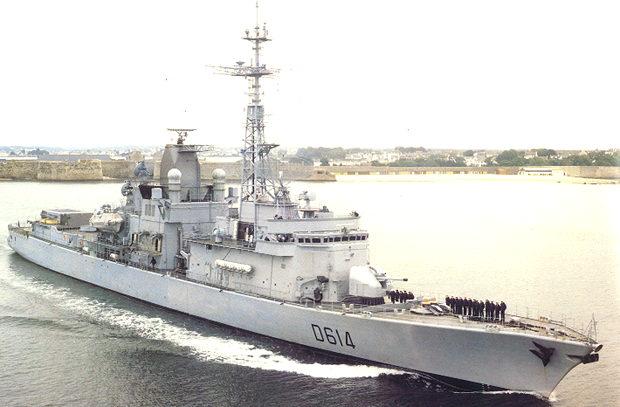 Fragatas misilisticas Cassard y Le Primauguet serán retiradas en 2019 Cassar10