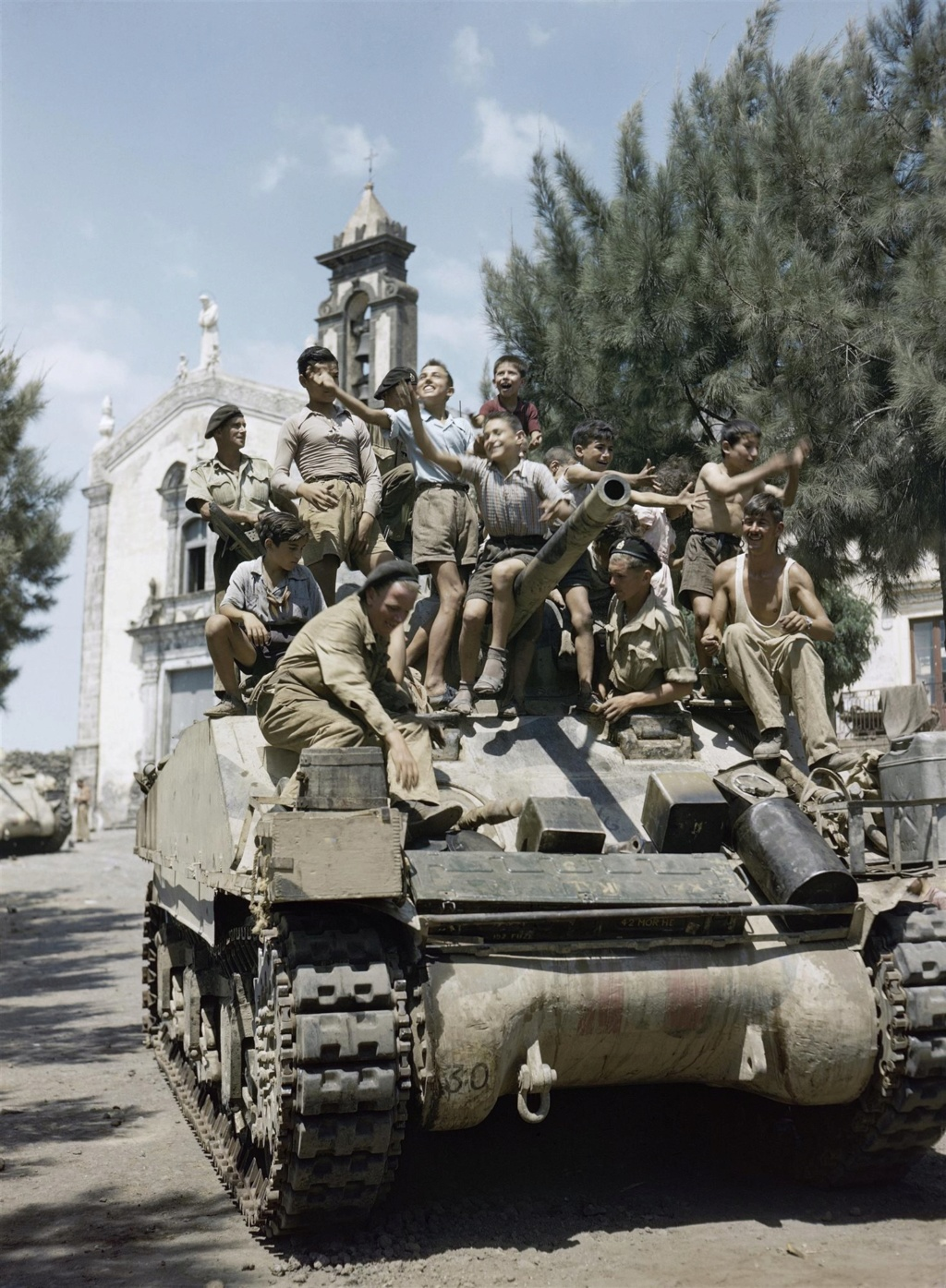 Fotos de la Segunda Guerra Mundial Guerra21
