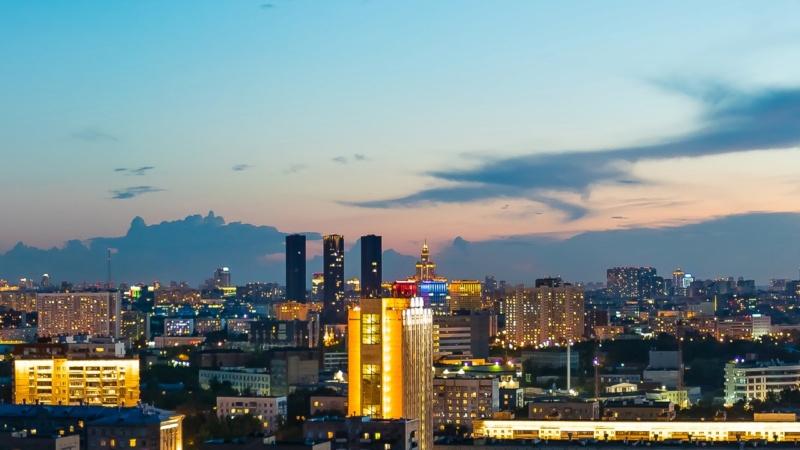 """Реальные панорамы из окон квартир ЖК """"Серебряный фонтан"""" (день, ночь) 2110"""