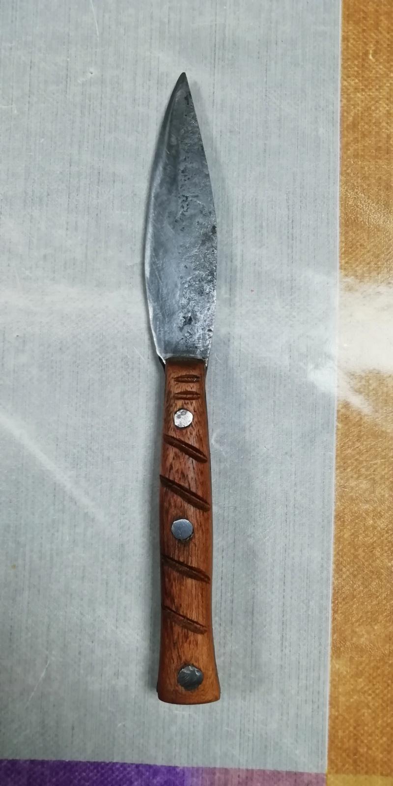 Cuchillo del sitio de Alárcos Img_2056