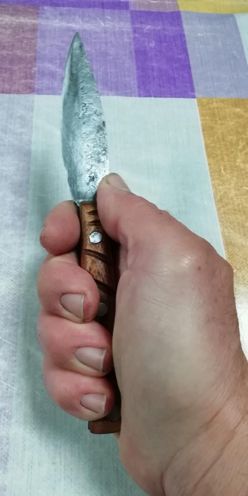 Cuchillo del sitio de Alárcos Img_2057