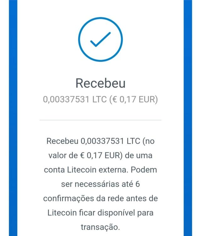Oportunidade [Provado] Free-Litecoin - já ganhei 0,06 Litecoin Screen21