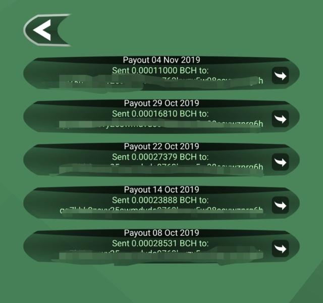 Oportunidade [Provado] Free Bitcoin Cash (já ganhei 924.897 satoshis BCH) - Página 2 Screen25