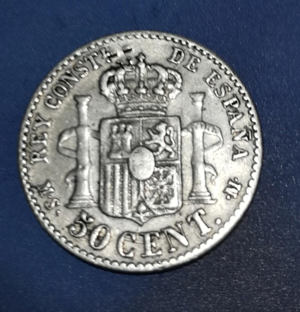 Contramarca o símbolo de coleccionista en 5 pesetas de Alfonso XII Img_2017