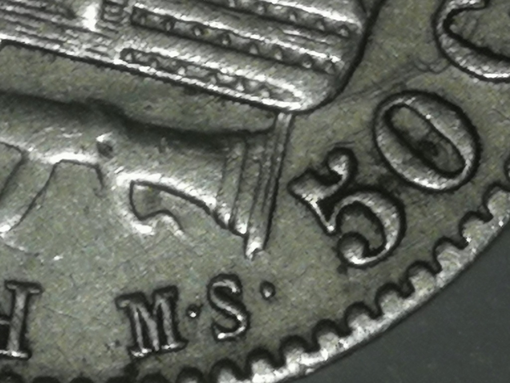 Contramarca o símbolo de coleccionista en 5 pesetas de Alfonso XII Img_2035