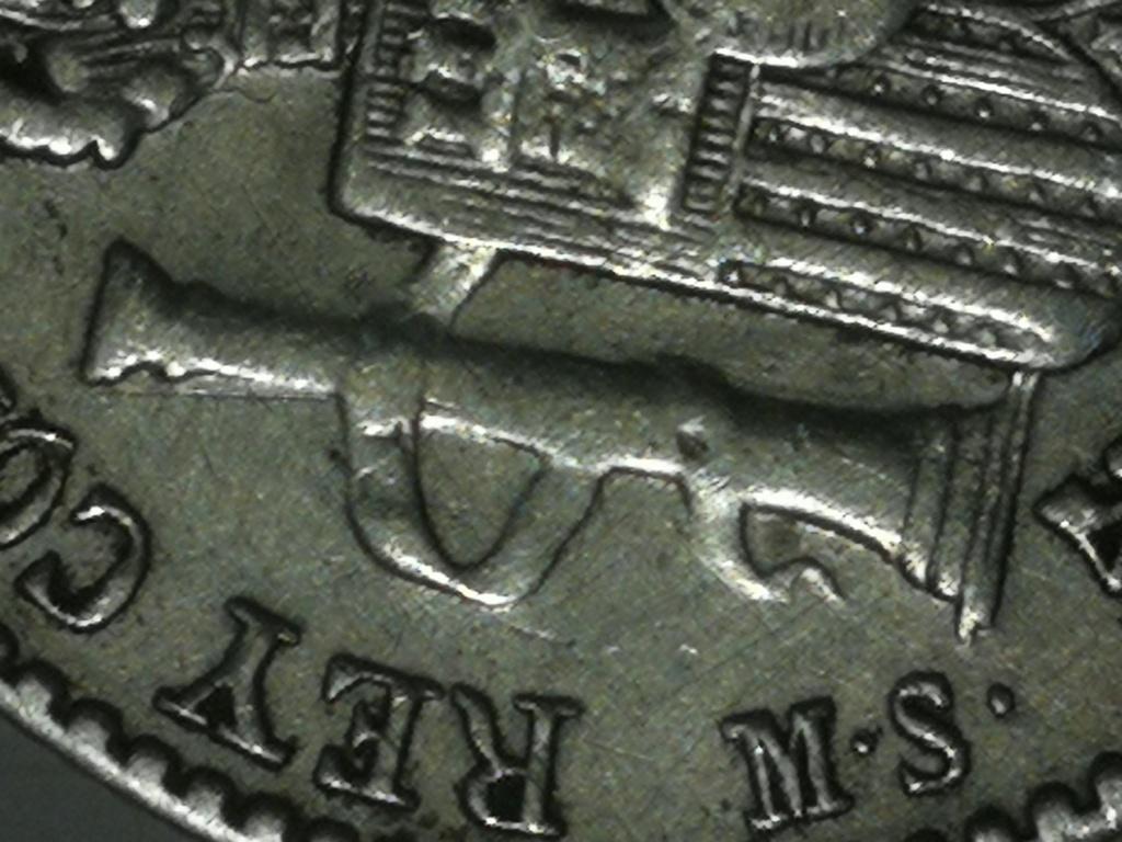 Contramarca o símbolo de coleccionista en 5 pesetas de Alfonso XII Img_2036