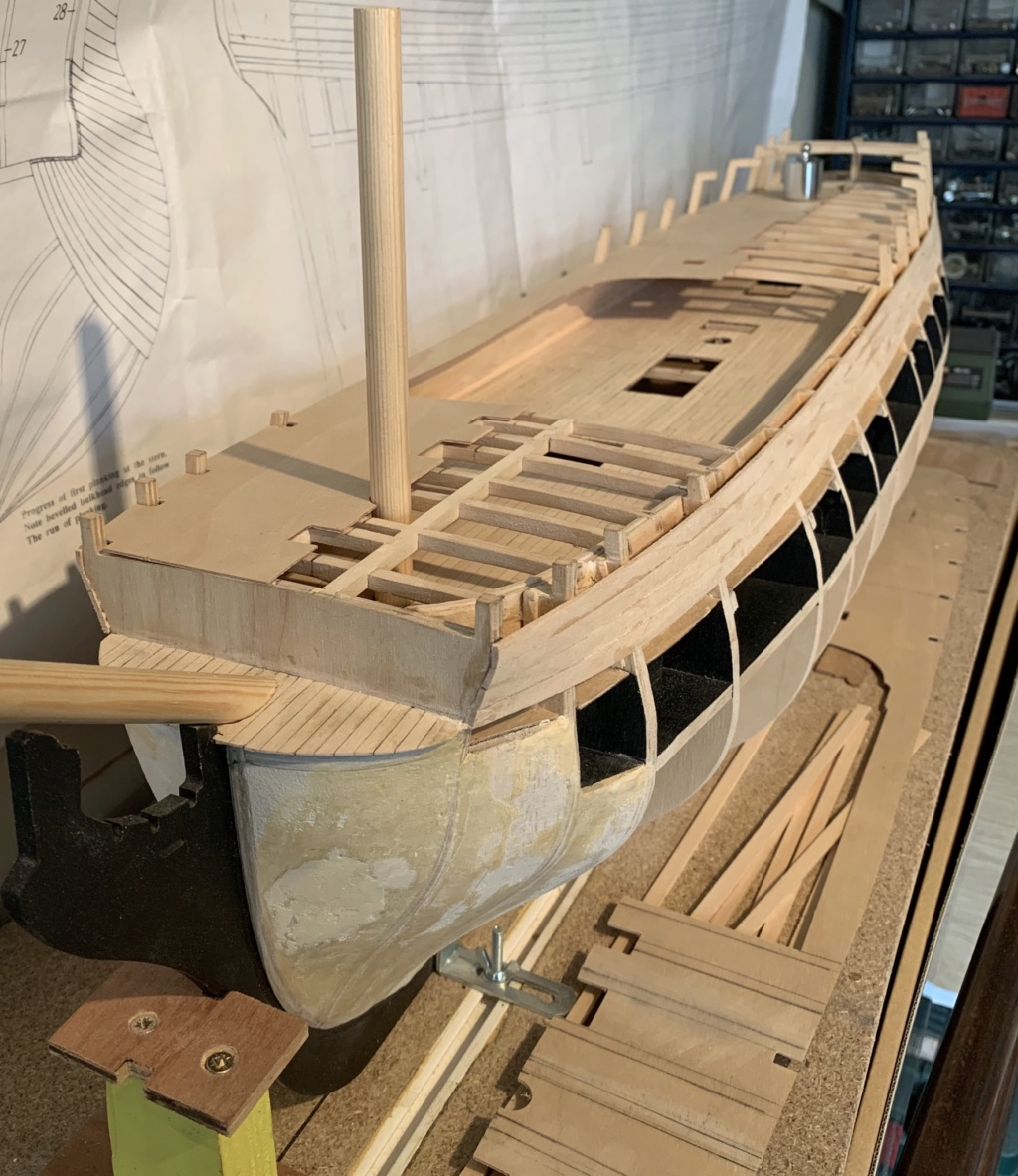 HMS Agamemnon 1781, 1/64 de Caldercraft 58249410