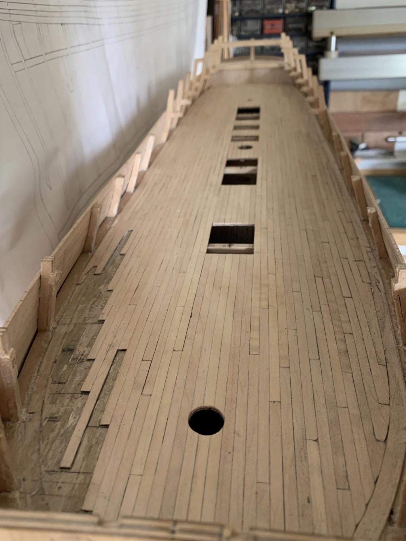 HMS AGAMEMNON au 1/64è de chez Caldercraft Avec quelques modifications... - Page 6 Dfdd0d10