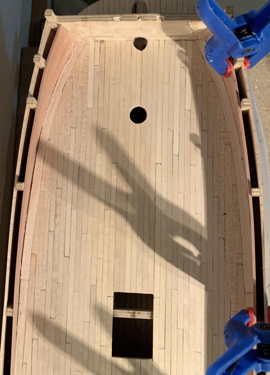 HMS AGAMEMNON au 1/64è de chez Caldercraft Avec quelques modifications... - Page 6 F5d6e010